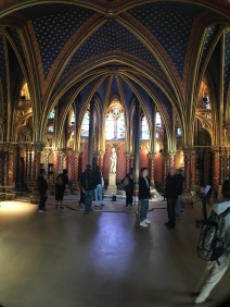 St Chapelle lower level