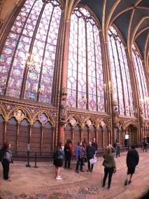 St Chapelle upper