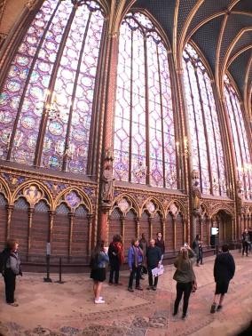 St Chapelle upper