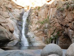 Penasquitos waterfall