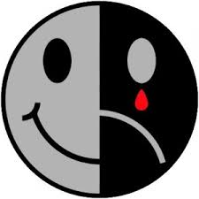 blog happy sad face